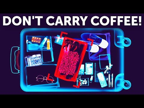 Don't Put Coffee In Your Luggage and 23 Other Tips