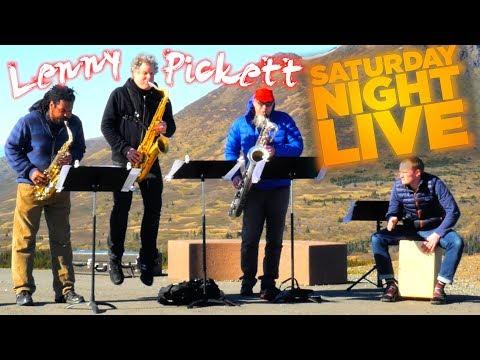 SNL Band Director Lenny Pickett Flattop Performance!