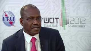 ITU INTERVIEW @ WCIT - 12: Dr. Hamadoun I. Touré, Secretary-General, ITU
