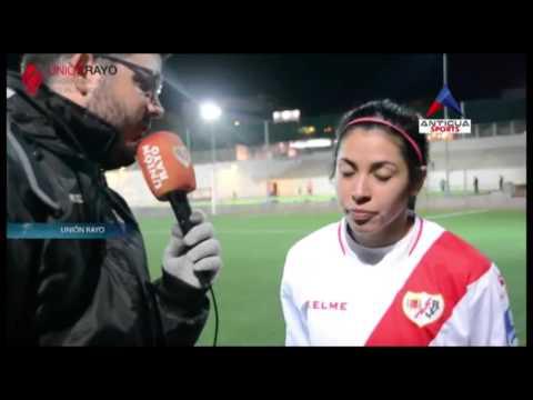 Ana Lucía Martínez anota en amistoso