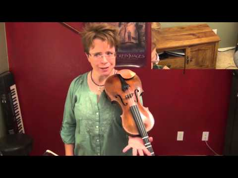 Learning the Violin Solo in