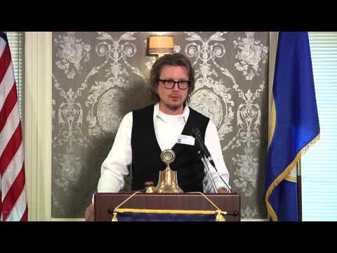 Edina Rotary Club - Paul Peterson - 4/14/16