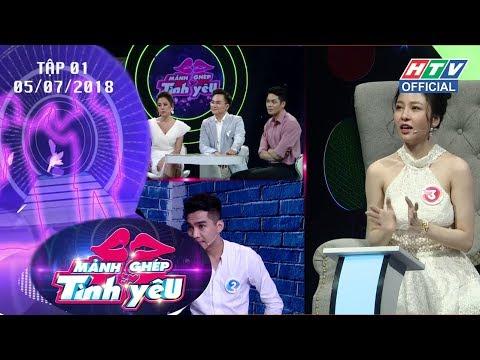 HTV MẢNH GHÉP TÌNH YÊU | Pewpew Bối Rối Khi đứng Trước Hotgirl World Cup | MGTY #1 FULL | 5/7/2018