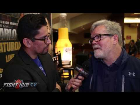 """Freddie Roach on training McGregor for Mayweather """"Don't know if I can make a difference."""""""