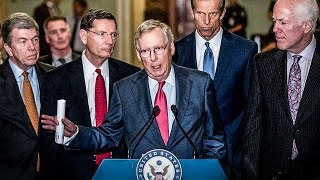 Senate Republicans Exempt Themselves From Their Awful Healthcare Plan
