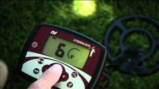 Getting Started with the Minelab X-TERRA 305 Detector