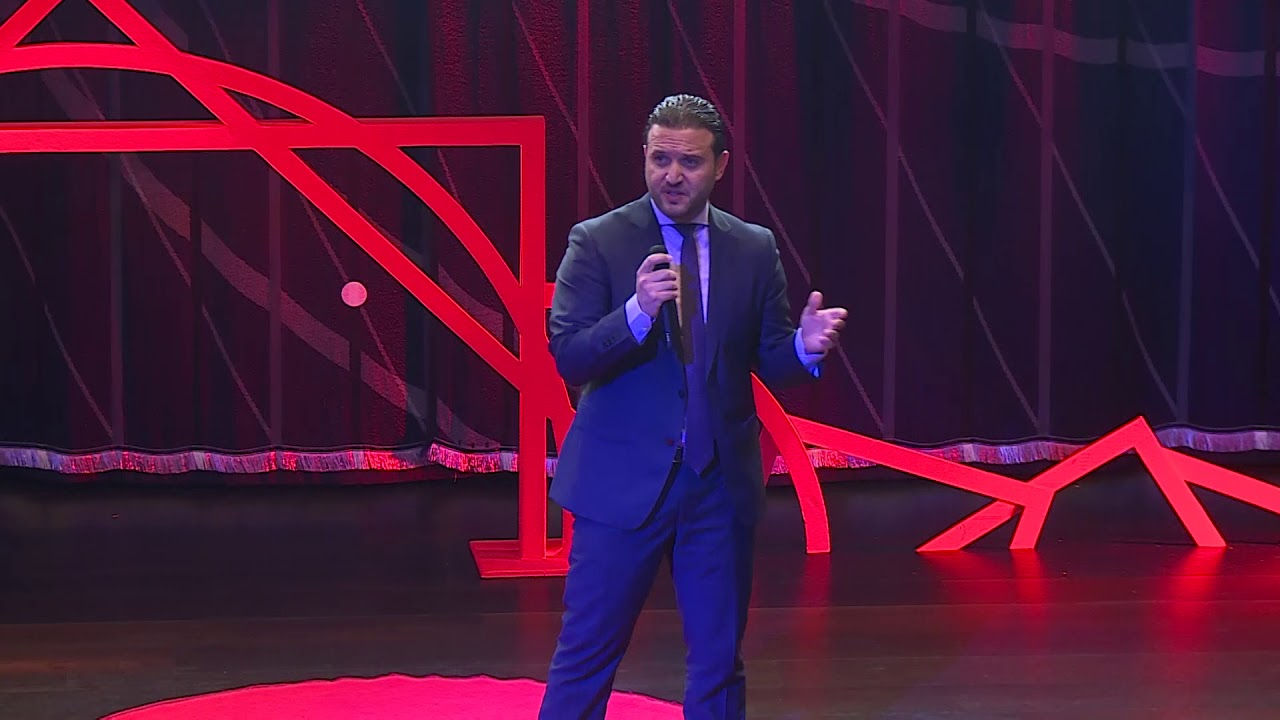 teachers are shaping the future of the world khalid yassin tedxaldafnaed youtube. Black Bedroom Furniture Sets. Home Design Ideas
