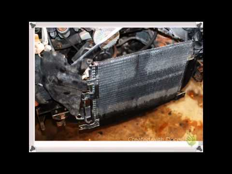 2003 Dodge Dakota Radiator Replacement Youtube