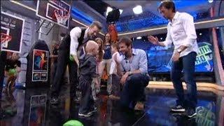 El Hormiguero - El increíble Titus vence a Bradley Cooper Video