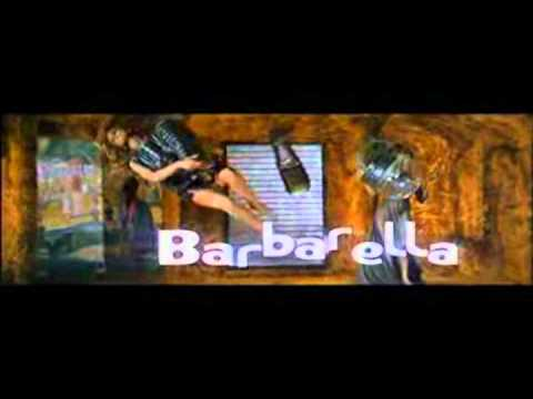 Barbarella (1968) movie intro (subtitles)