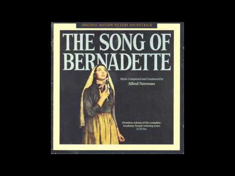 The Song Of Bernadette | Soundtrack Suite (Alfred Newman)