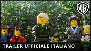 LEGO® NINJAGO® Il film - Trailer Ufficiale Italiano