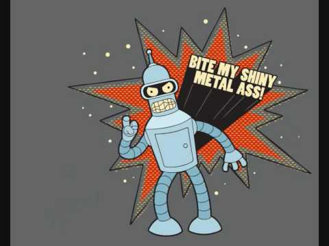Youtube Poop Bender Games Over Losers Bite My Shiny Metal Ass