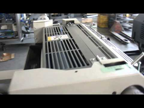 Automatic Two Color Carbon Paper Printing Machine