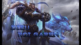 Skin Dieu roi Garen - League of legends [FR]