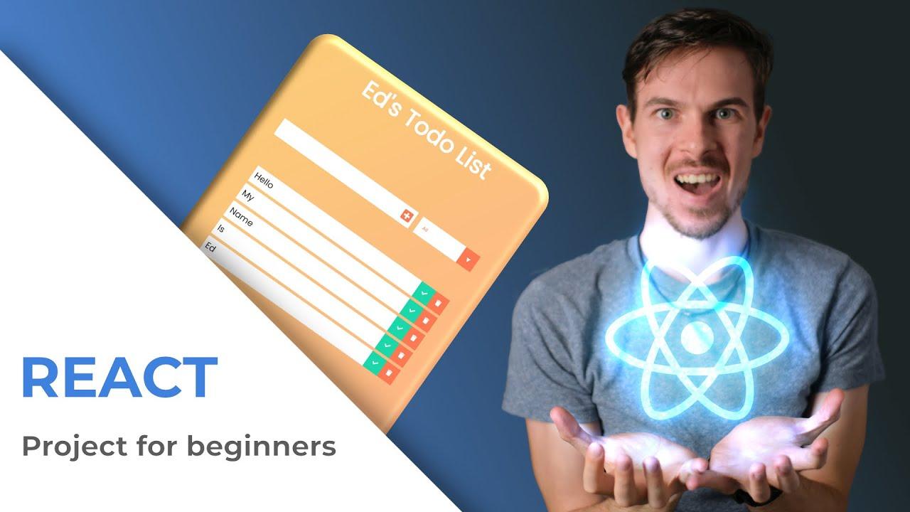 Build A Todo App With REACT