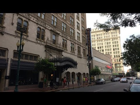 Hotel Review #021 - The Roosevelt New Orleans--A Waldorf Astoria Hotel