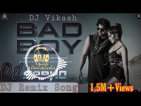 Saaho: Bad Boy Song  Dj Remix Song  Prabhas, Jacqueline Fernandez  Badshah, Neeti Mohan  Djvikas