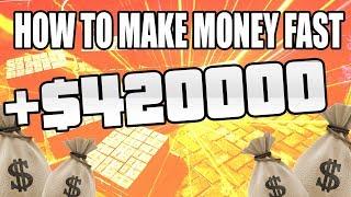 How to Make Money FAST GTA 5 *SOLO* Easy GTA 5 Online Money Method