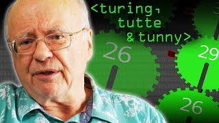 Turing, Tutte & Tunny - Computerphile