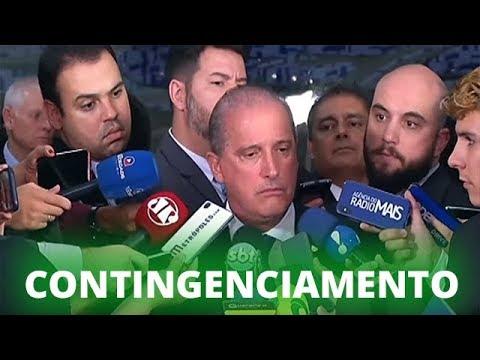 Onyx afirma que governo é prudente ao contingenciar gastos – 15/05/19