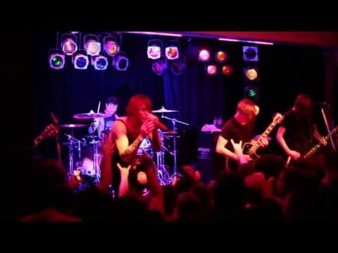 Blessthefall - Promised Ones, Boys Of Summer Tour 2014 HD | Bald Faced Stag |