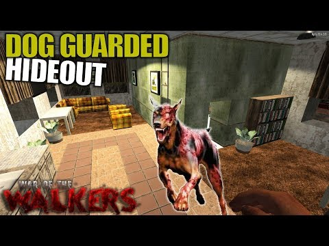 DOG GUARDED HIDEOUT | WotW MOD 7 Days to...