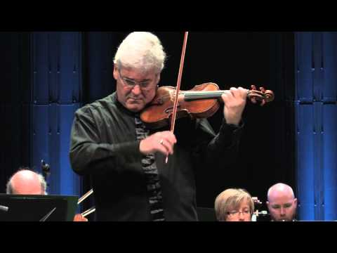 Pinchas Zukerman performs Mozart