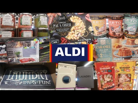 ALDI GROCERY STORE* COME WITH ME