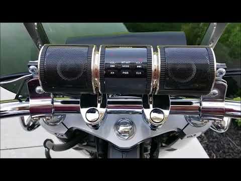 Firehouse Technology Kickstart Motorcycle ATV Speaker Stereo Systems