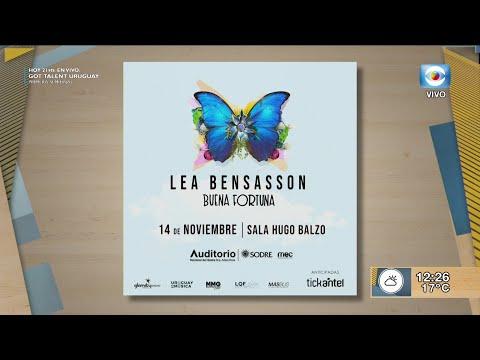 Lea Bensasson: Buena Fortuna