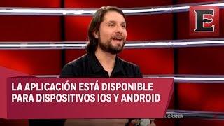 Diego Mendiburu y la aplicación Supercivicos