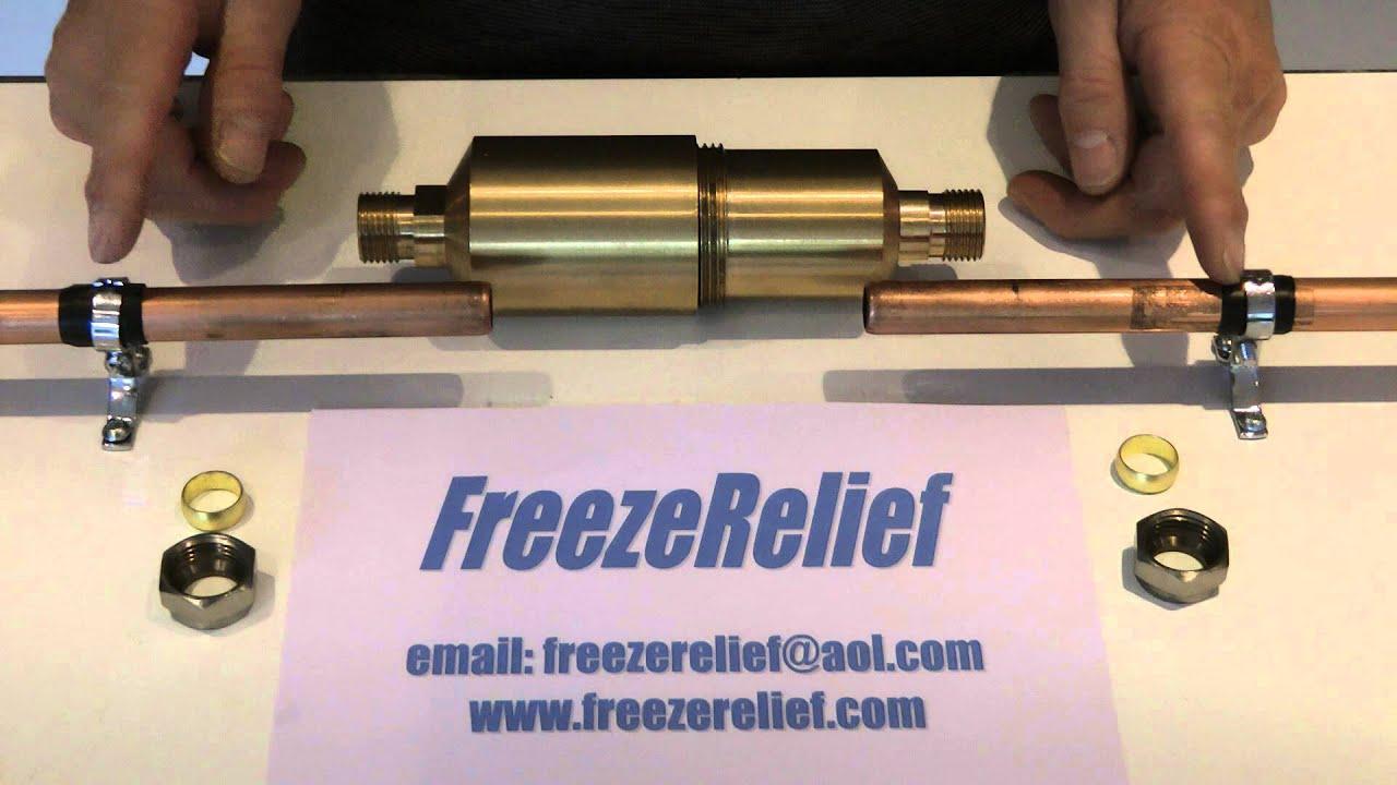 Pex Pipe Freeze Protection | Ipefi.com