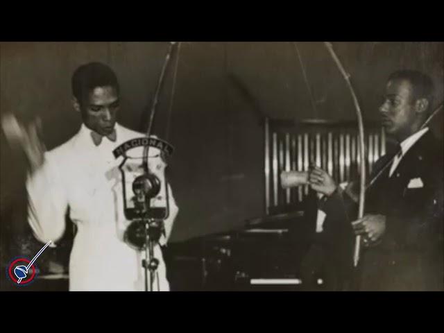 Cantigas dos Capoeiras da Bahia / Programa do Almirante - Radio Nacional - 1940