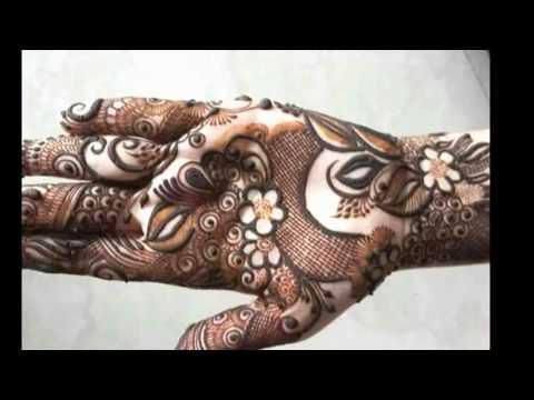 Latest Mehndi Heena Art Designs Easy And Beautiful Part 1