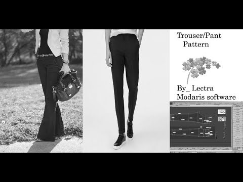 how to make a trouser pattern how to make your own pants pattern