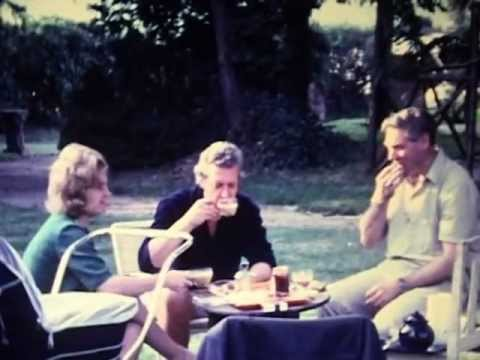 O'Meara Family - 8mm Film 1970.  Originally recorded with no sound.