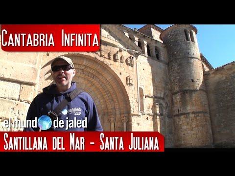 Santillana del Mar |  Colegiata de Santa juliana