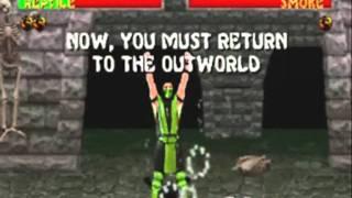 Personajes secretos de Mortal Kombat (parte 2)