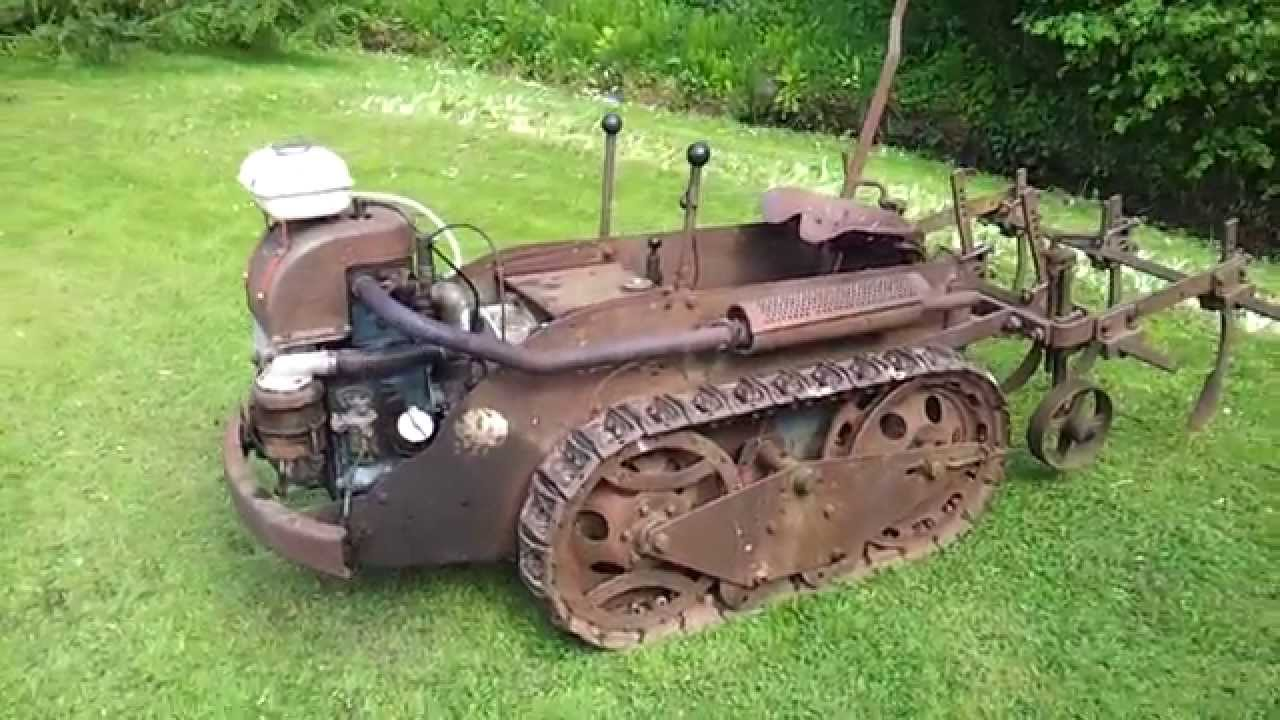 ransomes mg5 crawler tractor currently for sale on ebay uk youtube. Black Bedroom Furniture Sets. Home Design Ideas