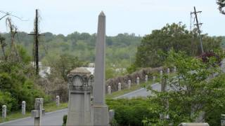 A Visit to Hollywood Cemetery