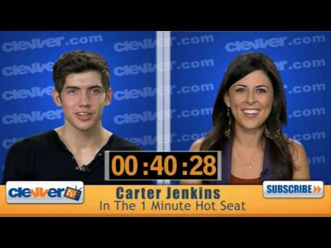 1 Minute Hot Seat  Carter Jenkins In The Hot Seat