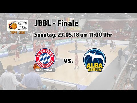 JBBL Finale 2018: FC Bayern Basketball - ALBA BERLIN