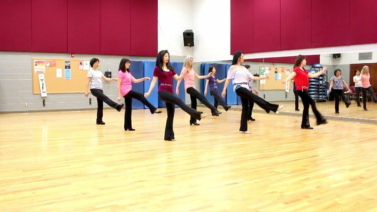 Cold Feet - Line Dance (Dance & Teach in English & 中文) - YouTube