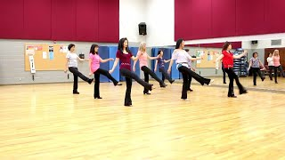 Choreographed by: Gary O'Reilly (April 2018) 48 count - 4 wall - Ea...