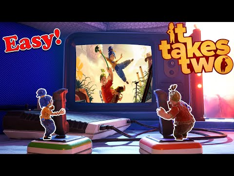This Game is AMAZING! (It Takes Two) |