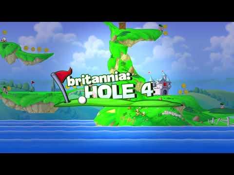 Worms Crazy Golf |