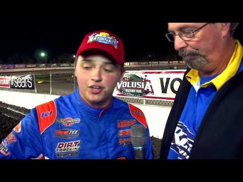 Mike McKinney l Volusia Speedway Park l UMP Modified A-Main l 2.8.18