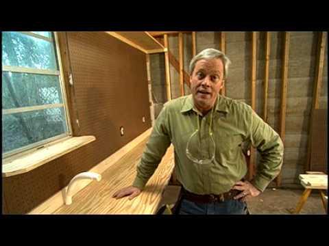 installing a pegboard in a workshop youtube. Black Bedroom Furniture Sets. Home Design Ideas