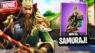 "🔥 NEW EPIC SKIN ""GUAN YU"" in Fortnite!"